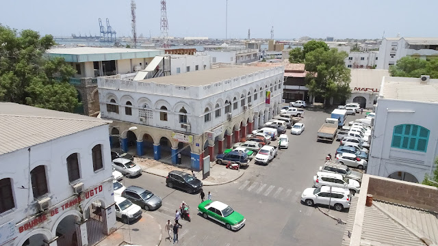 Main maritime port for trades to neighboring Ethiopia.