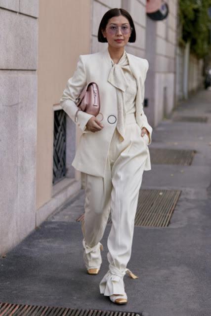 Стильный образ модные брюки 2-1