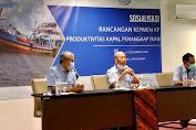 KKP Kaji Ulang Nilai Produktivitas Kapal Perikanan Untuk Mendukung Kemudahan Berusaha