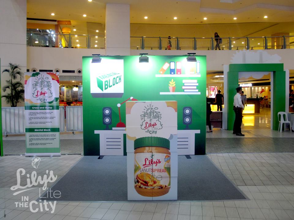 Occasions of joy lilys peanut butter lite launch launched its newest product line lilys peanut spread lite last august 14 at the lilys lite in the city event held at the trinoma activity center stopboris Choice Image