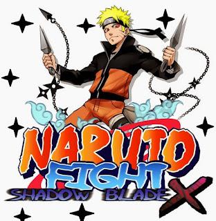 Permainan Naruto Fight: Shadow Blade X Untuk Android 2015