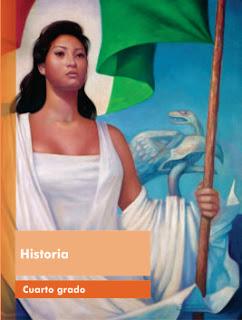Libro de Texto Historia Cuarto Grado Ciclo Escolar 2016-2017