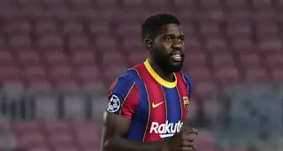 'Needs to start every game when fit': Barca fans reacts to Umtiti resurgence