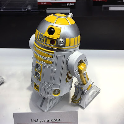 S.H.Figuarts Star Wars Droid R2-C4