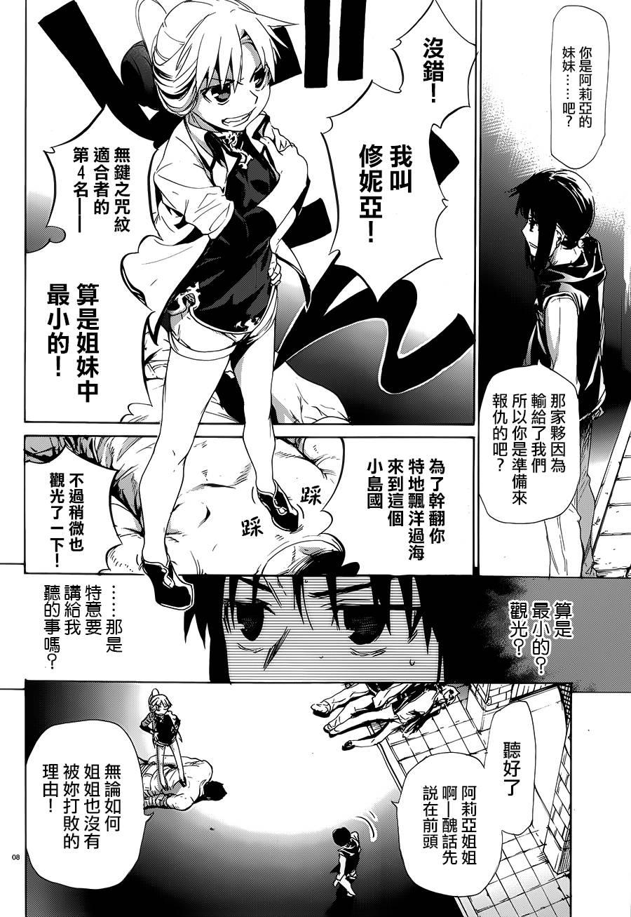 禁忌咒紋: 47话 - 第8页