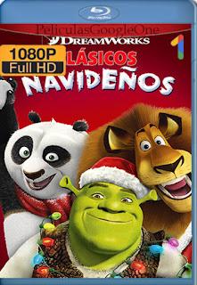 Clásicos navideños de DreamWorks [1080p BRrip] [Latino-Inglés] [LaPipiotaHD]
