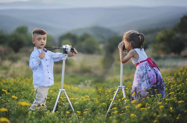 بداية الى التصوير الفوتوغرافي