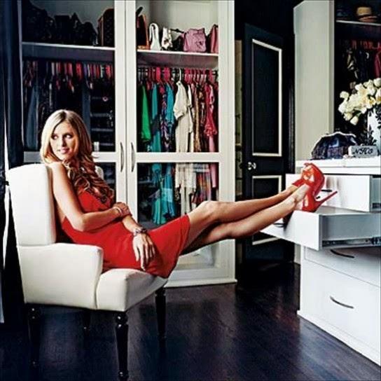 Cabina Armadio Paris Hilton.Le Cabine Armadio Delle Star Foto