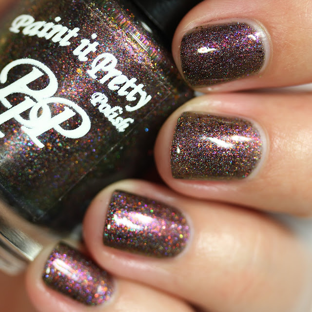 Paint It Pretty Polish Witch Way to the Candy? swatch