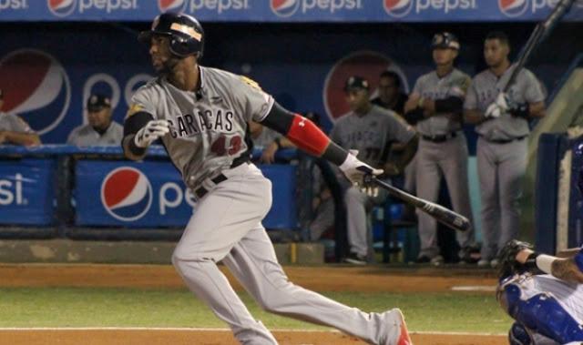 Parece que la Liga Venezolana de Béisbol Profesional le ha quedado pequeña a Yandy Díaz