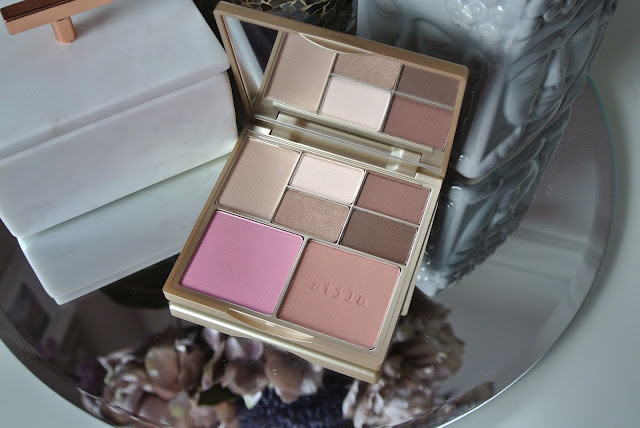 Stila Perfect Me, Perfect Hue Eye & Cheek Palette in Light/Medium Review