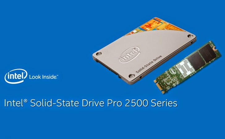 Intel launches Hardware-based Self-Encrypting Solid State Drives