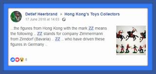 100-Jahre Zirndorfer Industriegeschichte; Detlef Herbrandt; Die-Metallwarenfabrik Georg Zimmermann; G. Zimmermann; German Authorities; Herr. Ingo Roggatz; Hong Kong; Ingo Roggatz's; Logo; Museum of Zirndorf; Riesen Zoo; Rissen Farm; Schilling; Small Scale World; smallscaleworld.blogspot.com; Tobar; Tree-hangers; Zimmermann - G; Zirndorf Museum; ZZ; ZZ Trade-Mark;