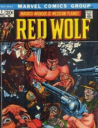 Red Wolf (1972)