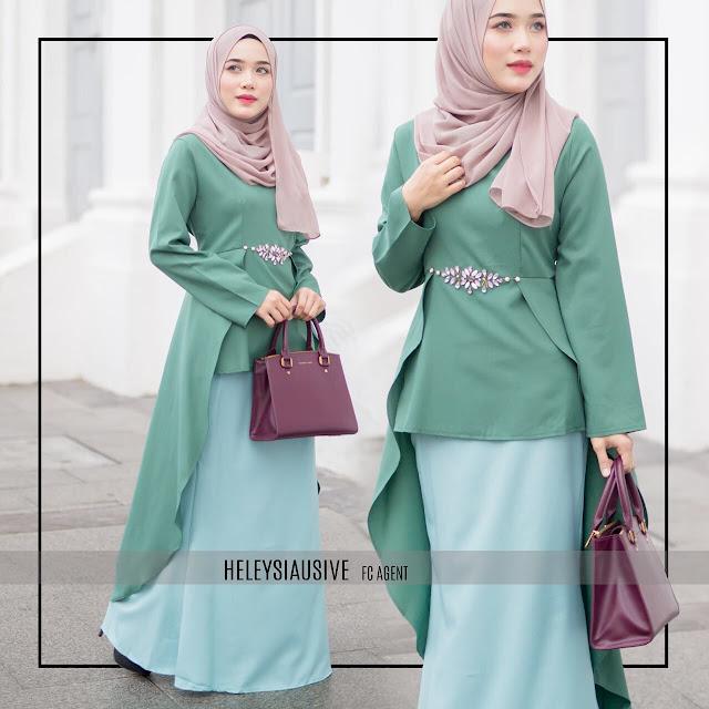 Candy Paholic Pelbagai Fesyen Muslimah Terkini 2017 Yang Pasti Membuatkan Anda Nampak Lebih Bera Penting Masih Mengekalkan Ciri Sopan