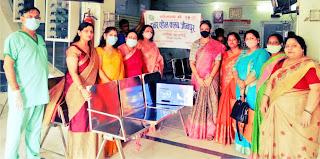 जौनपुर में इनर व्हील की डिस्ट्रिक्ट चेयरमैन की आधिकारिक यात्रा सम्पन्न   #NayaSaberaNetwork