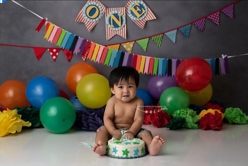 Happy Birthday to My Baby Boy