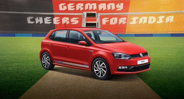 Volkswagen polo six jenration launch next few month.