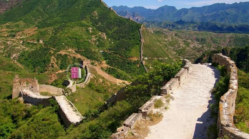 La Grande muraglia a Pechino