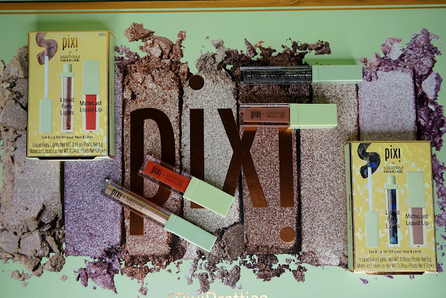 The Lit Kits Pixi collaboration with Maryam Maquillage  review