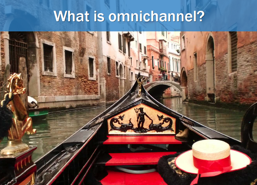 What is omni-channel retailing?