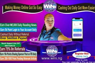 Where to Make ₦20,000 - ₦50,000 Reading News Iin Nigeria 100% Legit