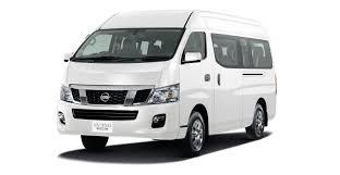 Sewa Kereta Nissan Urvan (Manual)