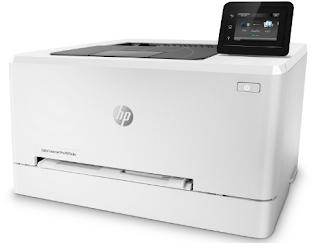 HP LaserJet Pro M254dw Driver Downloads