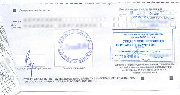 Фиктивная регистрация по месту жительства судебная практика