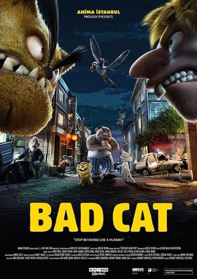 BAD CAT (2018) แมวเก๋า จอมกร่าง (ซับไทย)