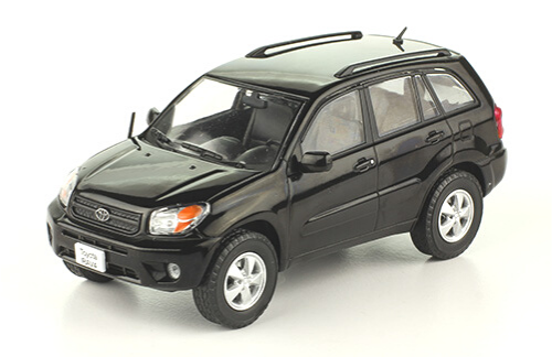 grandes autos memorables Toyota Rav4