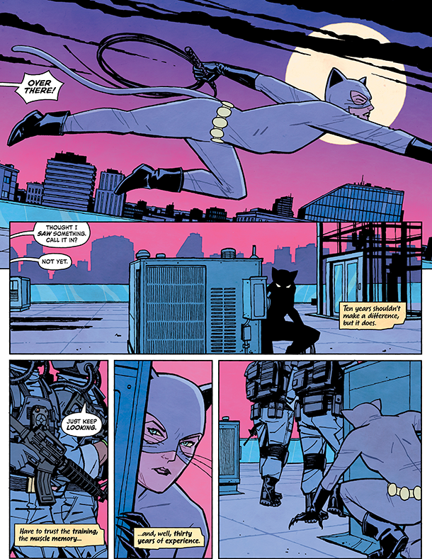 Catwoman: Lonely City #1 - 1