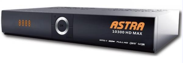 احدث سوفت وير لجهاز ASTRA 10300 HD MAX