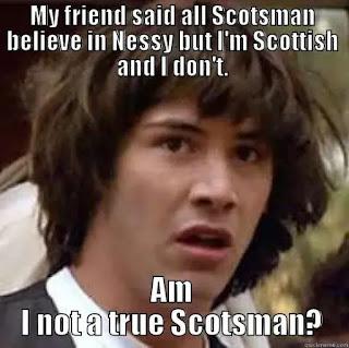sesat pikir bukan scotsman sejati