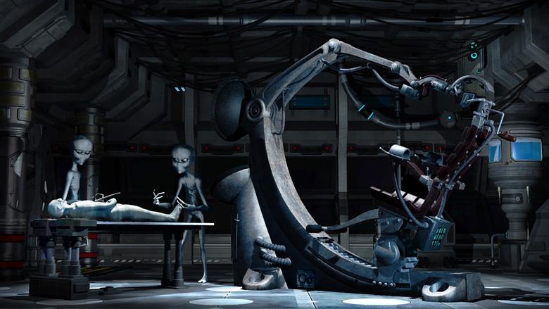Οι εξωγήινοι παρακολουθούν την ανθρωπότητα; μια περίεργη ιστορία θεραπείας από εξωγήινους