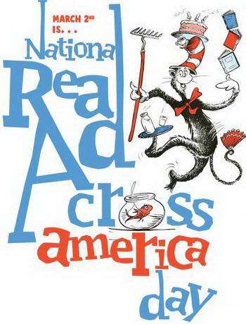 National Read Across America Day Wishes Images