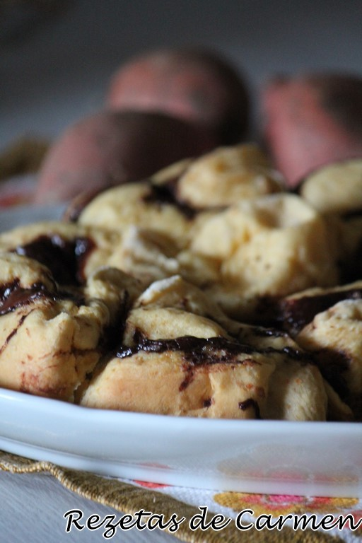 Brioche de batata en crockpot