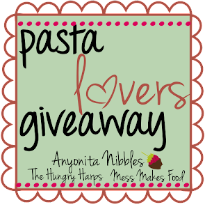Pasta Lover's Giveaway Logo Large