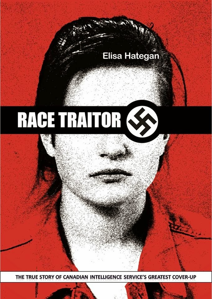 Race Traitor by Elisa Hategan