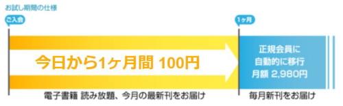 【ダイレクト出版の本】今日から1ヶ月間 100円「月刊ビジネス選書」