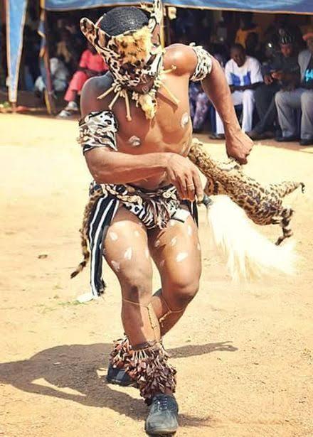 Tiv cultural dance