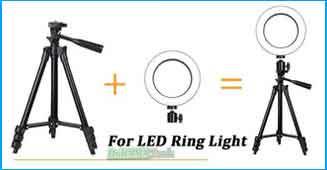 مصباح حلقي LED Ring Light