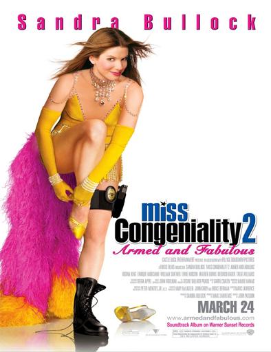 Ver Miss Simpatía 2: Armada y fabulosa (2005) Online