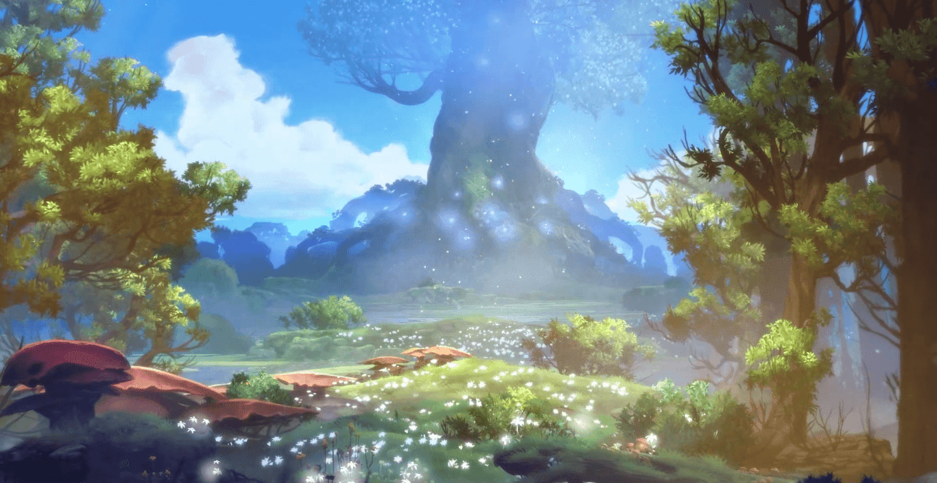 Ori and Blind Forest 奥里与黑暗森林 [Wallpaper Engine Free]