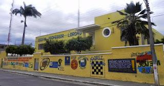 4ª feira (16), serão iniciadas as matriculas na Escola Professor Lordão para alunos novatos