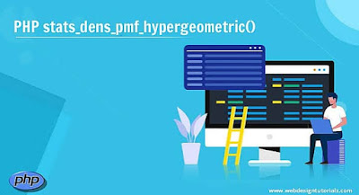 PHP stats_dens_pmf_hypergeometric() Function