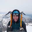 Skiing the Ford-Stettner Route on the Grand Teton