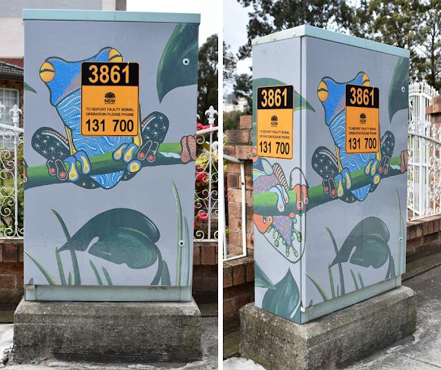 Liverpool City Council Signal Box Art