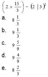 contoh soal cpns perhitungan biasa - aritmatika