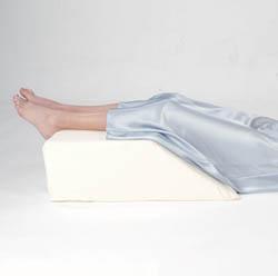 pernă pentru picioare cu varicoză)